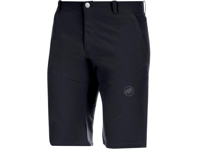 Mammut Runbold Pantalones cortos Hombre, black